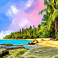 Hidden Paradise by Dominic Piperata