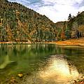 Hidden Paradise Suluklu Gol  Suluklu Lake by Leyla Ismet