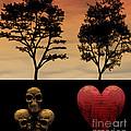 Hidden Roots by Ben Yassa