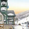 Hidden Valley Ski Resort by Albert Puskaric