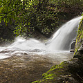 Hidden Waterfall by Debra and Dave Vanderlaan