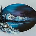 Jack Frost Moon  by Chris Steele