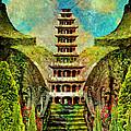 Hidden Zen by Ally  White