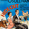 Hide-out, From Left Maureen Osullivan by Everett