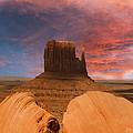 Hiding Behind The Rocks by Randall Branham