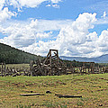 High Country Roundup The Old Days by Tom Janca
