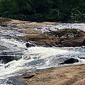 High Falls by Kim Pate
