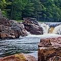 High Falls by Lezlie Faunce