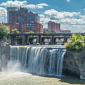 High Falls by Ray Sheley