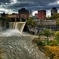 High Falls by Tim Buisman