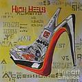High Heels  by Jolanta Shiloni