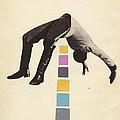 High Jump by Cassia Beck
