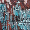 High Line Reflection 2 by Steven Fleit