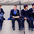 High Lunch by Keith Armstrong