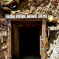 High Peak Mine by Denise Mazzocco