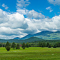 High Peaks Area Of The Adirondack by Panoramic Images
