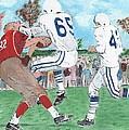 High School Football by Cliff Wilson