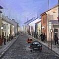 High Street Bacau The 70 by Tancau Emanuel
