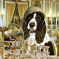 High Tea At The Ritz by Laura Toth