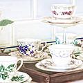 High Tea by Holly Kempe
