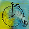 High Wheel Bicycle by Marvin Blaine