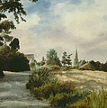 Higham Upshire by Vic Trevett