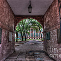 Higher Education Tunnel by Dale Powell