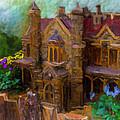 Highland Gardens C 1838 by Jill Balsam