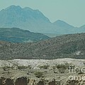 High And Low Mountain Layers by L Cecka