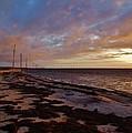 Highway 12 Sunset 3 11/04 by Mark Lemmon