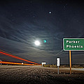 Highway 62 by John Tuba