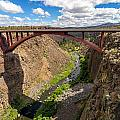 Highway 97 Bridge by Jess Kraft