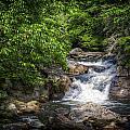 Highway Rapids by Valerie Mellema