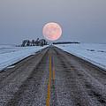 Highway To The Moon by Aaron J Groen