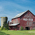 Hile Barn by David Arment
