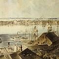 Hill, John William 1812-1879. View by Everett