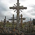 Hill Of Crosses 06. Lithuania.  by Ausra Huntington nee Paulauskaite
