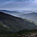 Hills And Valleys by Edgar Laureano
