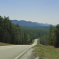 Hills Of Talladega National Forest Alabama by Charles Beeler