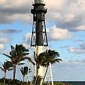 Hillsboro Inlet Lighthouse by Roupen  Baker