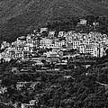 Hillside Amalfi Coast by Hugh Smith