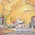 Hillside Avenue Staten Island by Anthony Butera
