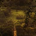 Hillside Sanctuary by Margie Hurwich