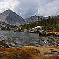 Hilton Creek Lakes By Frank Lee Hawkins by Eastern Sierra Gallery