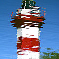 Hilton Head Lighthouse Reflection by Duane McCullough