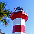Hilton Head Lighthouse Upclose by Duane McCullough