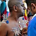 Hindu Devotees Prepare For Thaipusam Festival Singapore by Imran Ahmed
