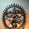 Hindu Statue Of Shiva In Nataraja Dance Pose by Imran Ahmed
