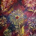 Hippy Flowers by Nico Bielow