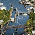 Hiram M. Chittenden  Ballard Locks by Andrew Buchanan/SLP